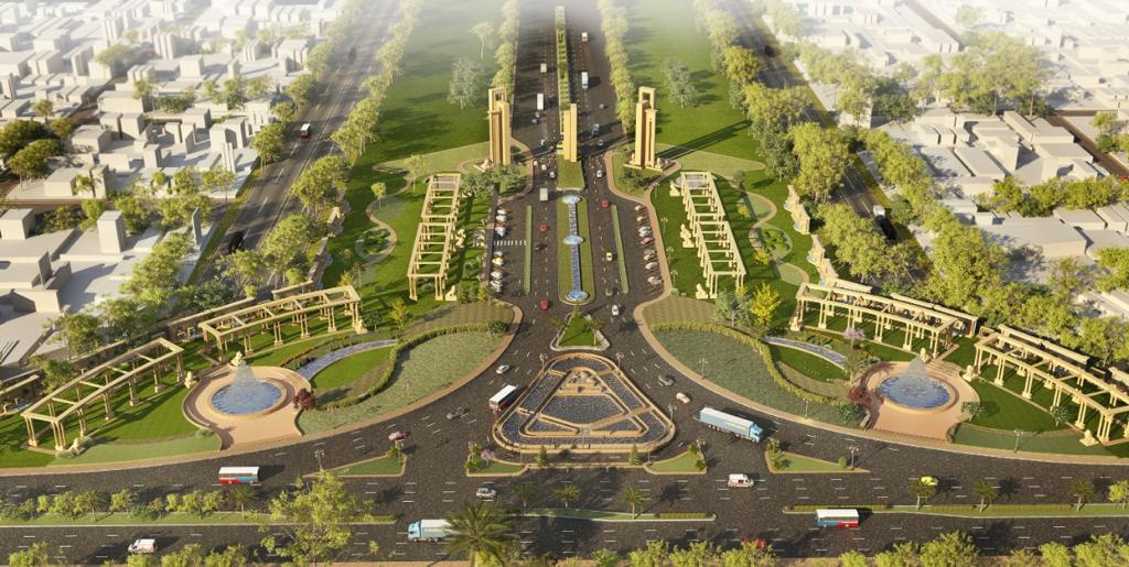 A GLIMPSE AT KEY FEATURES OF WUSAT AL MUDKHAL ISLAMABAD PROJECT
