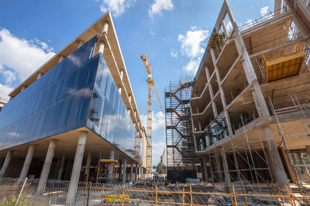 A Review of Construction Industry Development after New Govt. Policy